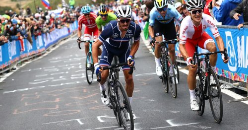 Your Binary Choice World Championships Men's Road Race Preview