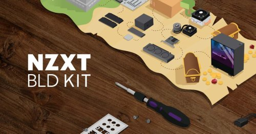 Get 10 percent off a PC you can build yourself at NZXT