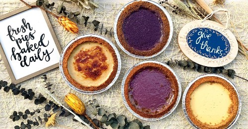 This Filipino Bakery Is Rolling Out Halo-Halo and Calamansi Pies for Thanksgiving