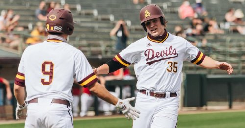 ASU Baseball: Freshmen heroics fuel late-game comeback win over No. 20 Stanford