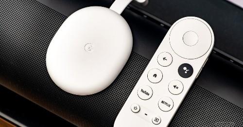 Google's new Chromecast is getting an Apple TV app soon