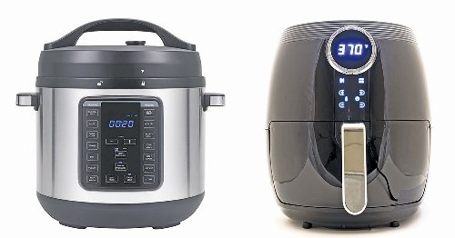 Air fryers, instant pots — two countertop appliances that have changed the way we cook
