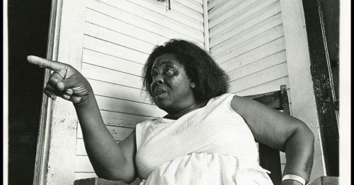 """Why Fannie Lou Hamer's definition of """"freedom"""" still matters"""