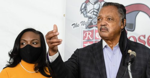 Civil rights leader Jesse Jackson discharged from rehab after 3 weeks; had been unable to walk after illness, surgery