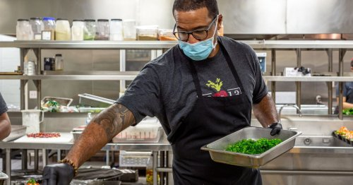 How Chef Chris Williams Served 200,000 Meals — and Counting — to Houstonians in Need During the Pandemic