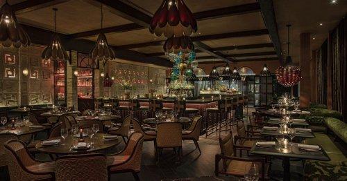 Inside Como Como, Miami Beach's New Sleek Mexican Seafood Restaurant