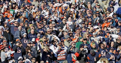 Bears selling single-game tickets on May 12
