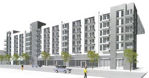 Larger development now planned for Koreatown lot near Southwestern Law School