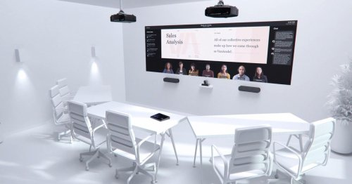This is Microsoft's vision for the future of meetings