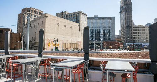 The Eater Detroit Guide to Dining Outdoors, Summer 2021