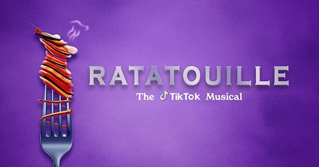 TikTok is hosting an encore performance of the Ratatouille musical