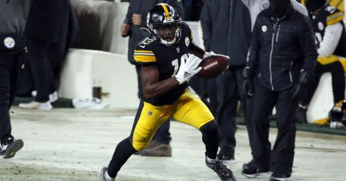 Can James Washington move up the Steelers receiving depth chart?