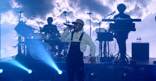 Chance the Rapper's 'crazy idea': a concert made to be filmed