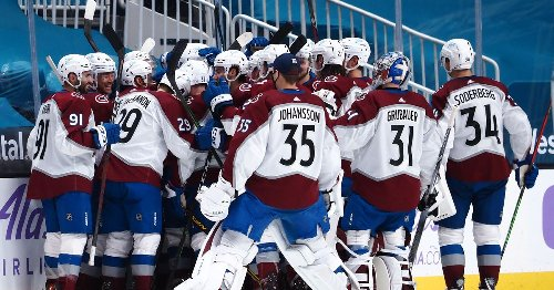 Colorado Avalanche execute a stunning 5-4 overtime victory in San Jose