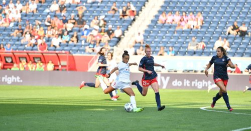 Red Stars get 3-1 win over Washington Spirit, move back into the top of the NWSL standings