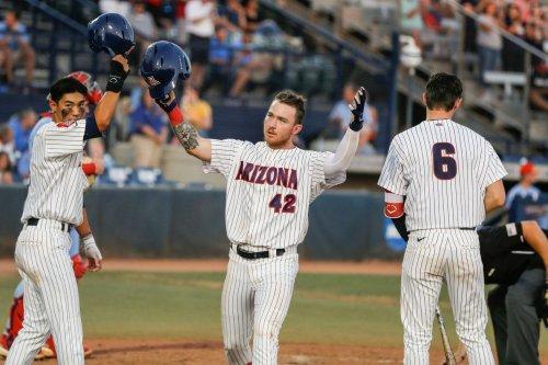 Start time, TV info set for Arizona's College World Series opener vs. Vanderbilt