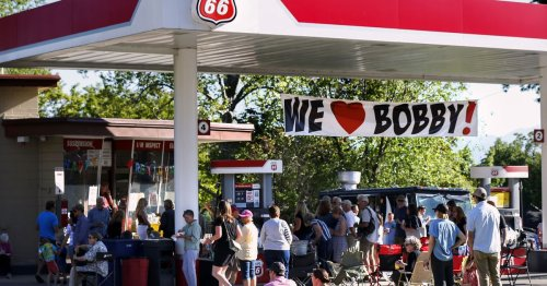 Why a Salt Lake neighborhood gave a raucous, and reluctant, farewell to a much-loved mechanic