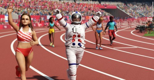 Sega's Olympics 2020 video game is a very pleasant surprise