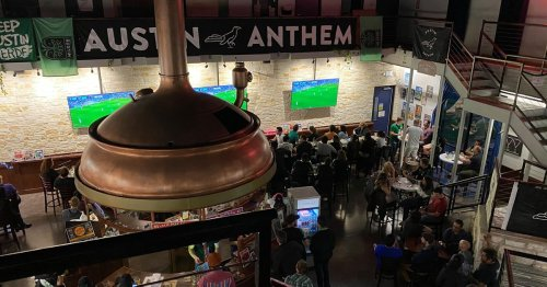 Kick Off Austin FC Watch Parties at These Bars and Restaurants