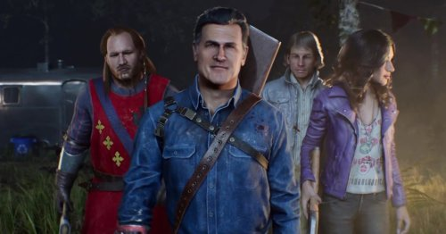 Evil Dead: The Game is a 4v1 shooter full of camp and gore