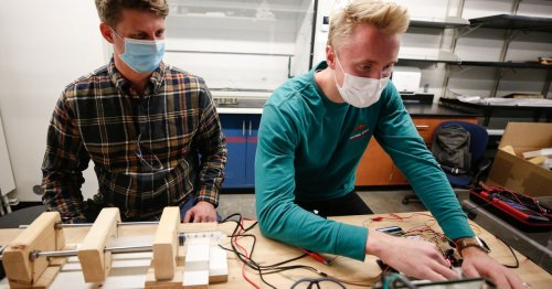 How a charitable organization and BYU students developed a mask that could make N95s obsolete