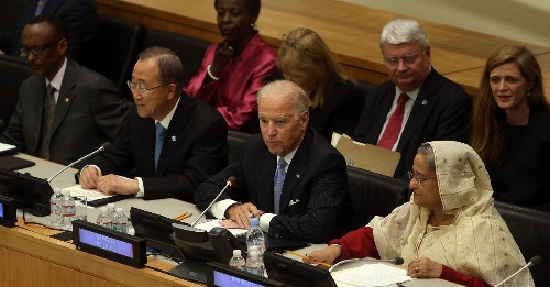What awaits Joe Biden at the United Nations