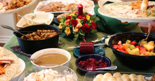 Centers for Disease Control Says to Bring Your Own Food if You Insist on Doing Thanksgiving This Year