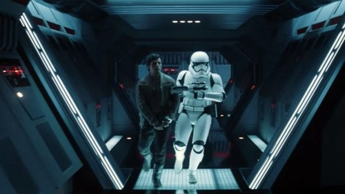 Watch Star Wars: The Force Awakens' new behind-the-scenes Comic-Con footage