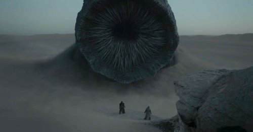 Denis Villeneuve's Dune feels bigger and louder than the trailers make it look