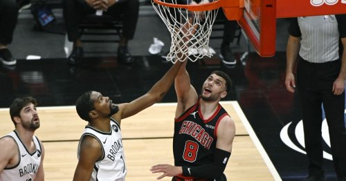 Bulls fall to Nets, now on brink of elimination