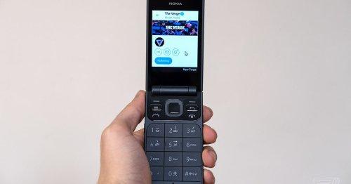 Nokia's modern take on the flip phone is coming to Verizon