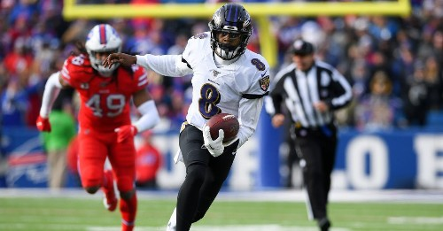 The Speed Option: Baltimore Ravens head north for the divisional round