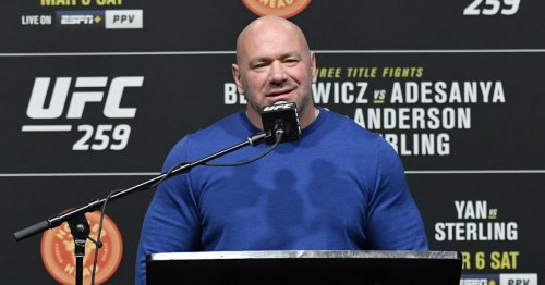 Dana White: It's 'unfortunate' and 'frustrating' that Texas still won't allow packed arenas