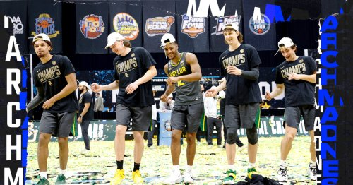 Baylor men's basketball was a superpower hiding in plain sight