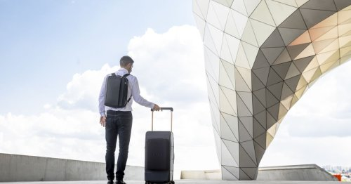 Kabuto's giant smart suitcase announced for Hot Vax Summer