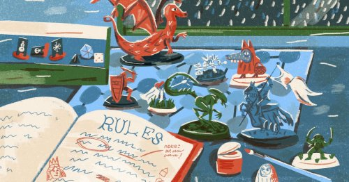 The biggest board games and role-playing games of the winter