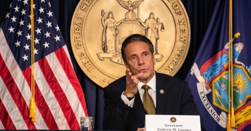 What to Know About the Allegations Against Gov. Andrew Cuomo - cover