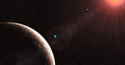 A strange, distant exoplanet may offer clues about our solar system's 'Planet Nine'