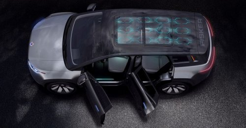 Fisker wants to use Volkswagen's EV platform to power its electric SUV