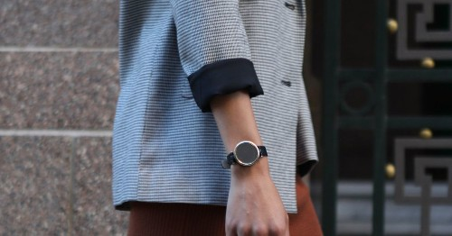 Garmin says the Lily is 'the smartwatch women have been waiting for'