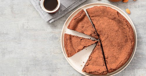 Flourless Chocolate Cake Is a Simple, Indulgent Passover All-Star