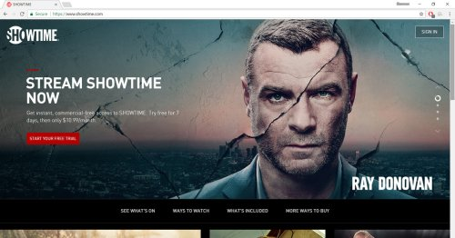 Showtime websites secretly mined user CPU for cryptocurrency