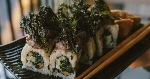 Vegan Sushi Pop-Up Mitate Is Opening a Food Cart