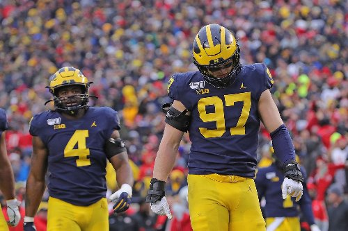 Out of the Blue: NFL Draft results and a look at the 2022 draft prospects at Michigan