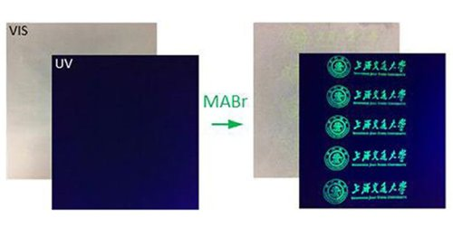 Scientists create invisible ink activated by salt
