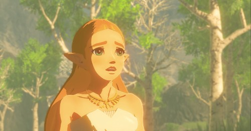 Breath of the Wild's Zelda broke the mold — and helped me do the same
