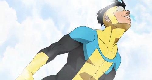 Watch the first trailer for Robert Kirkman's superhero series, Invincible