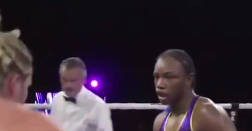Claressa Shields becomes undisputed 154 lbs champion with shutout win vs. Marie-Eve Dicaire