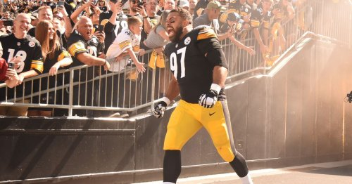 Cam Heyward remains the biggest bright spot on the Steelers defense, per Pro Football Focus