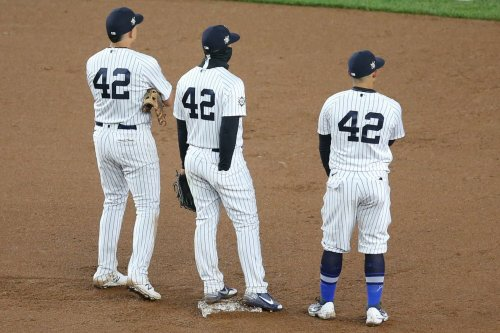 How some Yankees honored Jackie Robinson